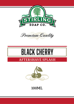 Stirling Aftershave Black Cherry