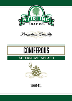 Stirling Aftershave Coniferous