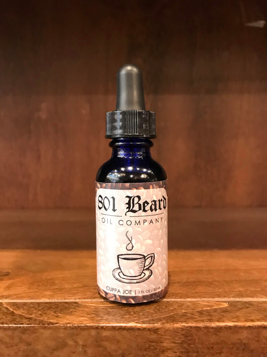 801 Beard Oil: Cuppa Joe