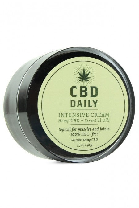 Earthly Body CBD Daily Intensive Cream