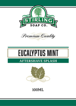Stirling Aftershave Eucalyptus Mint
