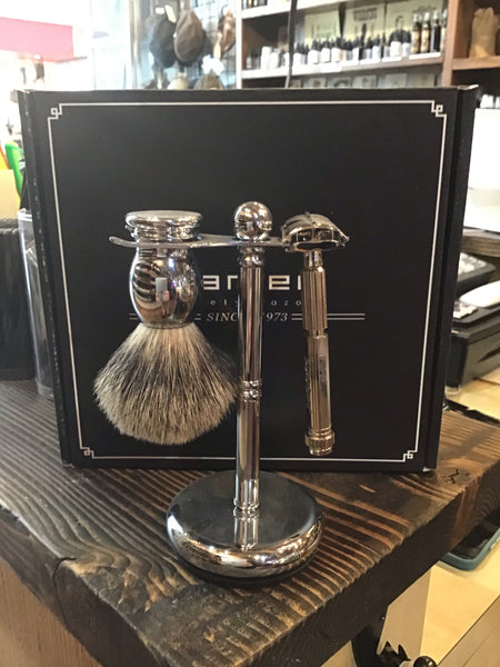 60R Safety Razor / CHPB Brush Kit