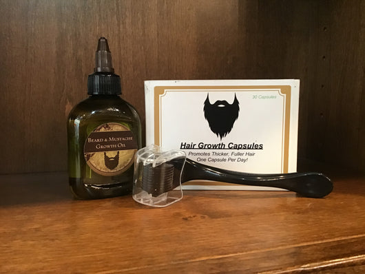 MM Beard Growth Kit