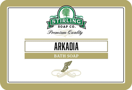 Stirling Bath Soap Arkadia