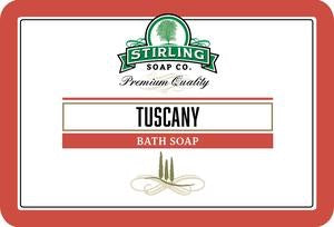 Stirling Bath Soap Tuscany