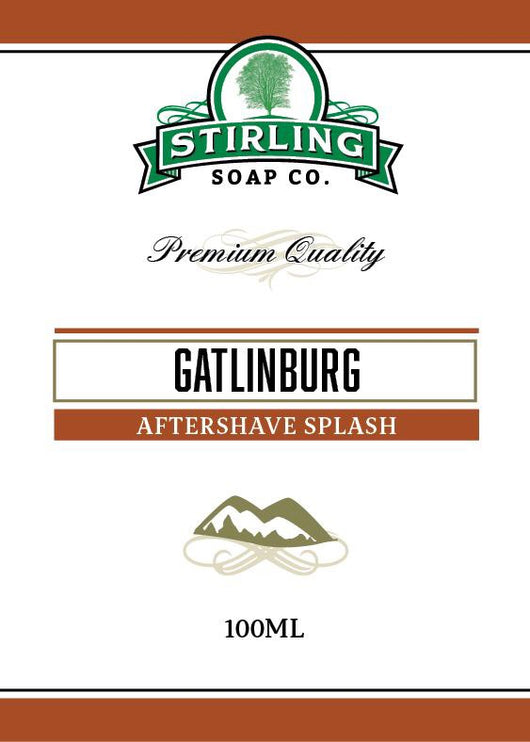 Stirling Aftershave Gatlinburg