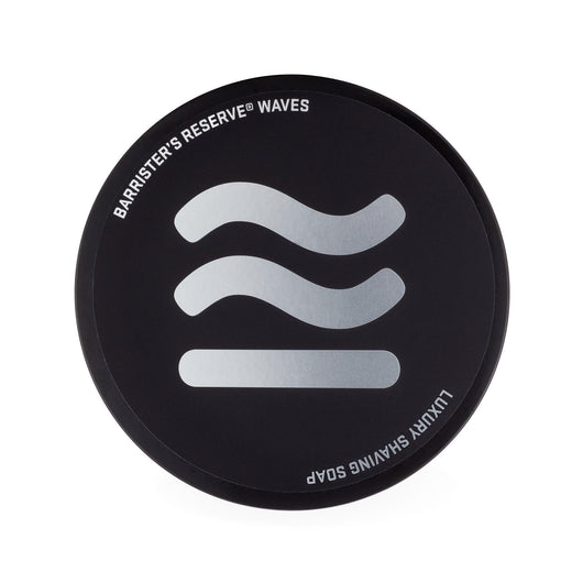 Barrister & Mann Shave Soap Reserve Waves
