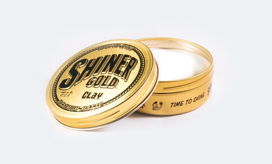 Shiner Gold Maximum Matte Clay