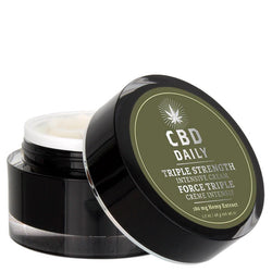 Earthly Body Hemp Daily Intensive Cream triple strength