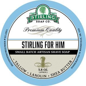 Stirling Shave Soap Stirling For Him