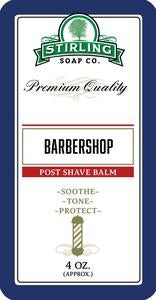 Barbershop Post Shave Balm