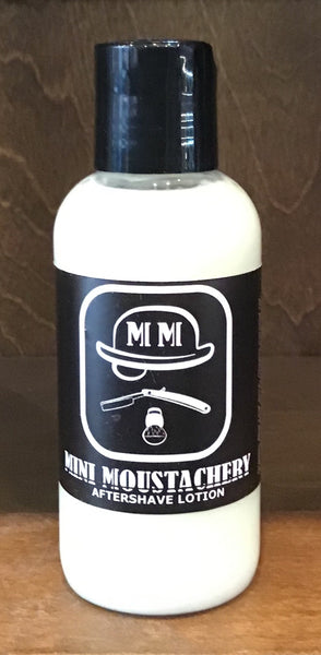 Mini Moustachery Aftershave Lotion Consarn it!