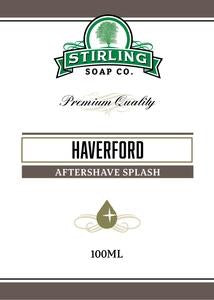 Stirling Aftershave Haverford