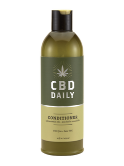 Earthly Body Hemp Daily Conditioner