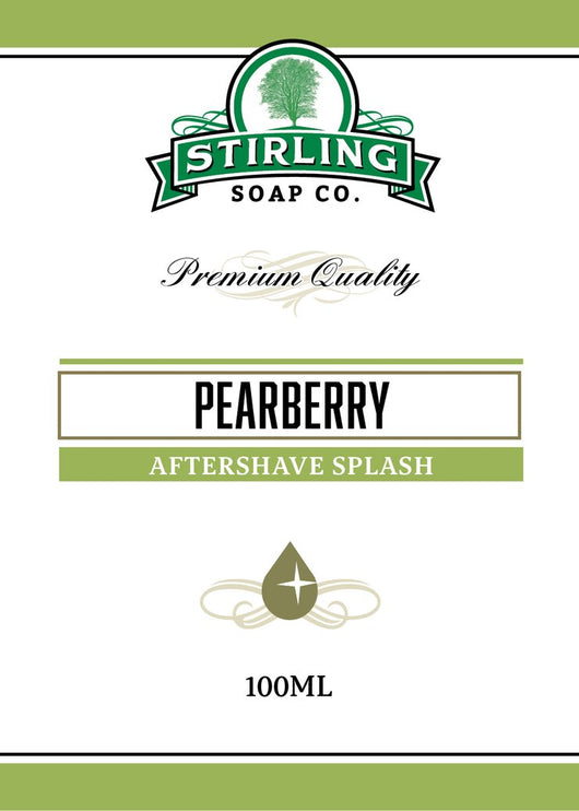 Stirling Aftershave Pearberry