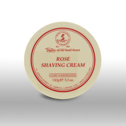 Taylor of Old Bond Street Shave Cream Pot Rose
