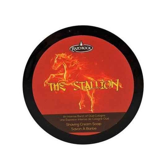 Razo-Rock Shave Soap The Stallion