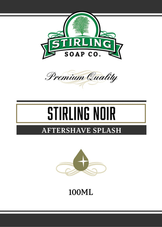 Stirling Aftershave Stirling Noir