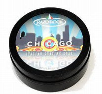 Razo-Rock Shave Soap For Chicago