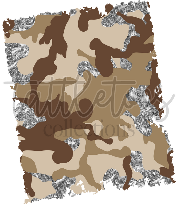 BROWN AND SILVER CAMO BACKGROUND 1 TT
