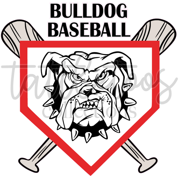 BULLDOGS BASEBALL TT1