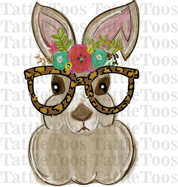 BUNNYWITHGLASSESTF 1