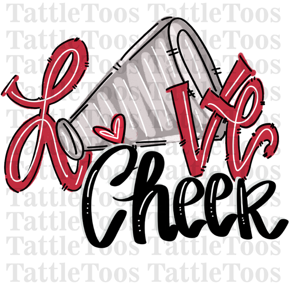 LOVECHEERTF RED