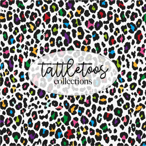 COLORFUL LEOPARD SPOTS TT1