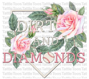 DIRTANDDIAMONDSFLORAL WHITE
