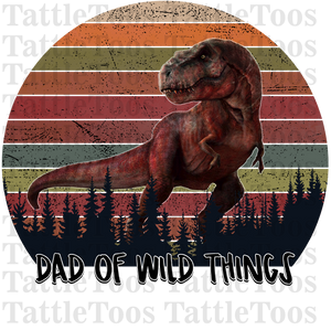 DADOFWILDTHINGS DINOSAUR