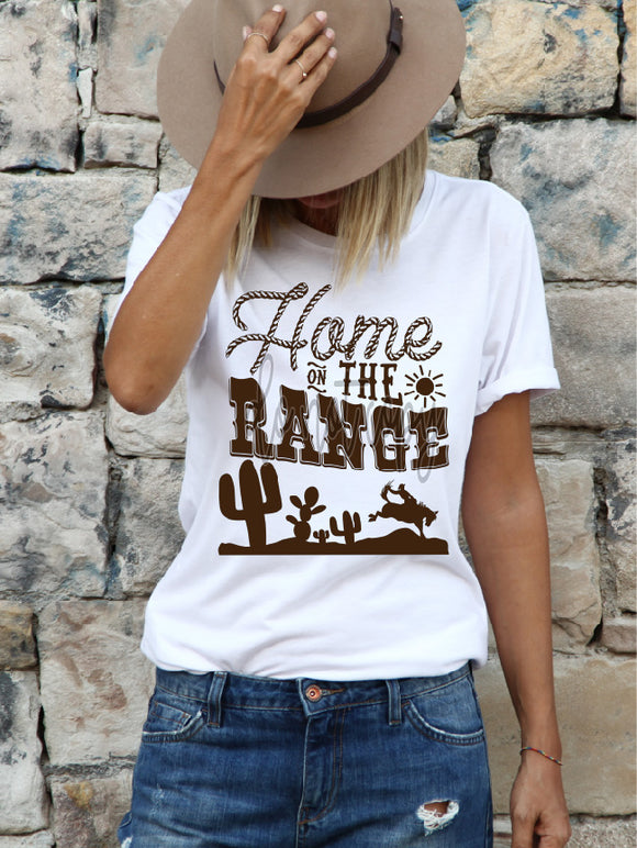 HOME ON THE RANGE CCC1