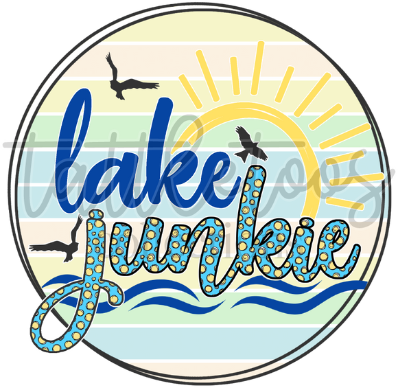 LAKE JUNKIE TF1