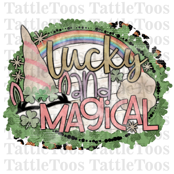 LUCKYANDMAGICALTF 1
