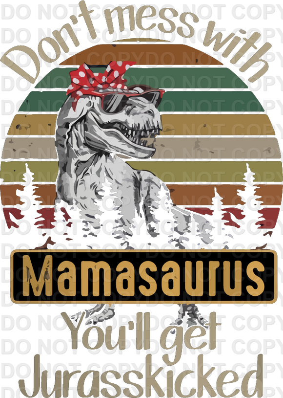 MAMASAURUSTF 3 COLOR