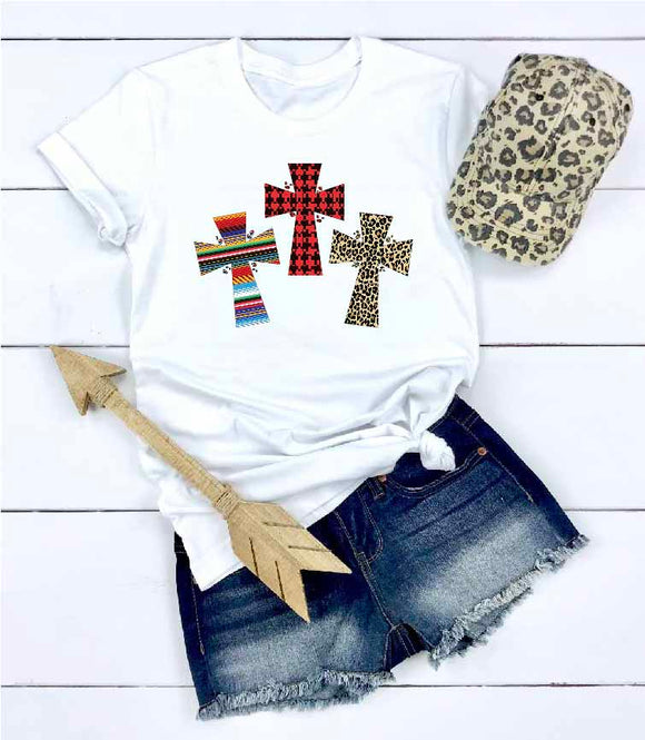 PATTERNED CROSS TRIO TF 1