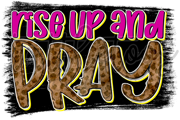 RISE UP AND PRAY TF1