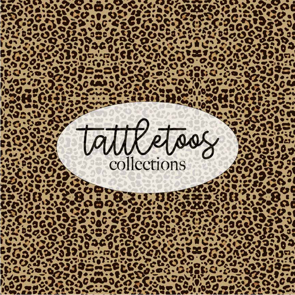 SMALL LEOPARD PRINT TILED