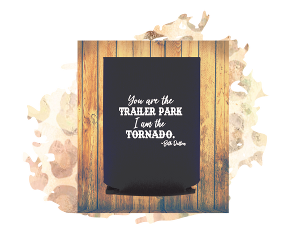 YOU ARE THE TRAILER PARK - 3