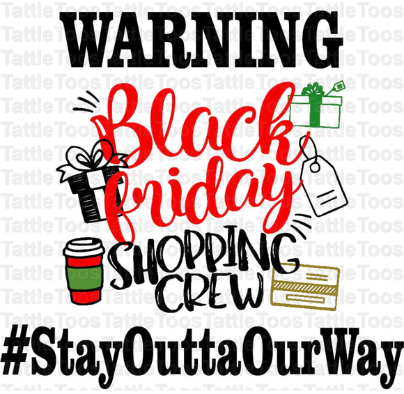 BLACKFRIDAYSHOPPINGCREW TF#