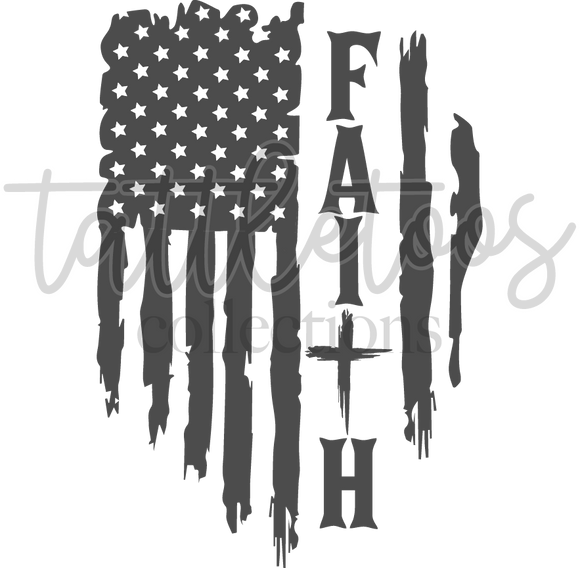 FAITH AMERICAN FLAG TF1