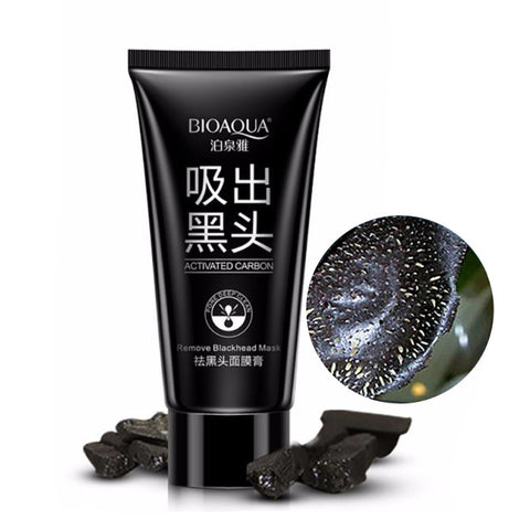 Black Facial Mask - Blackhead Remover Peel Off