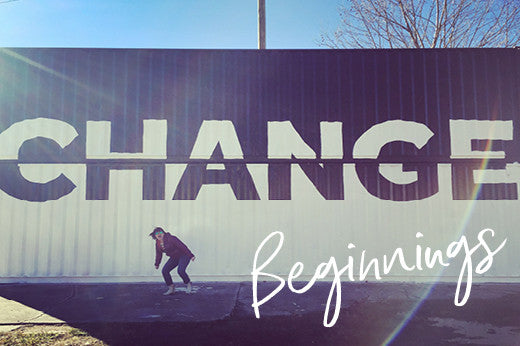 "Beginnings: Becoming A ""Creativepreneur"""