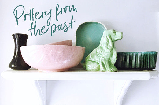 The Revival Of Vintage Midcentury Pottery