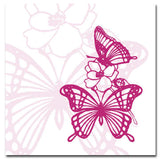 Butterflies III - Kandibox Canvas Art Prints and Designer Home Interiors
