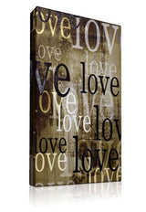 Love II - Kandibox Canvas Art Prints and Designer Home Interiors