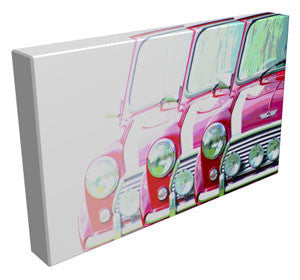 Mini Trio - Kandibox Canvas Art Prints and Designer Home Interiors