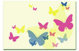 Summer Butterflies - Kandibox Canvas Art Prints and Designer Home Interiors