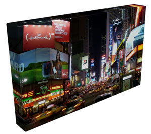 Times Square - Kandibox Canvas Art Prints and Designer Home Interiors