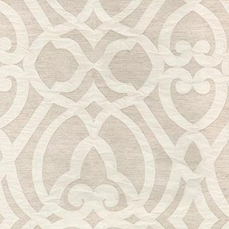 404360 Lux Lattice Linen Pk Lifestyles Fabric - charlestonfabrics.com