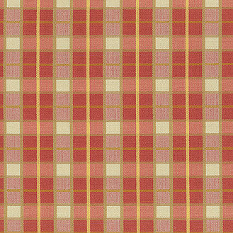 652802 Courtship Plaid Berry Srd Pk Lifestyles Fabric - charlestonfabrics.com
